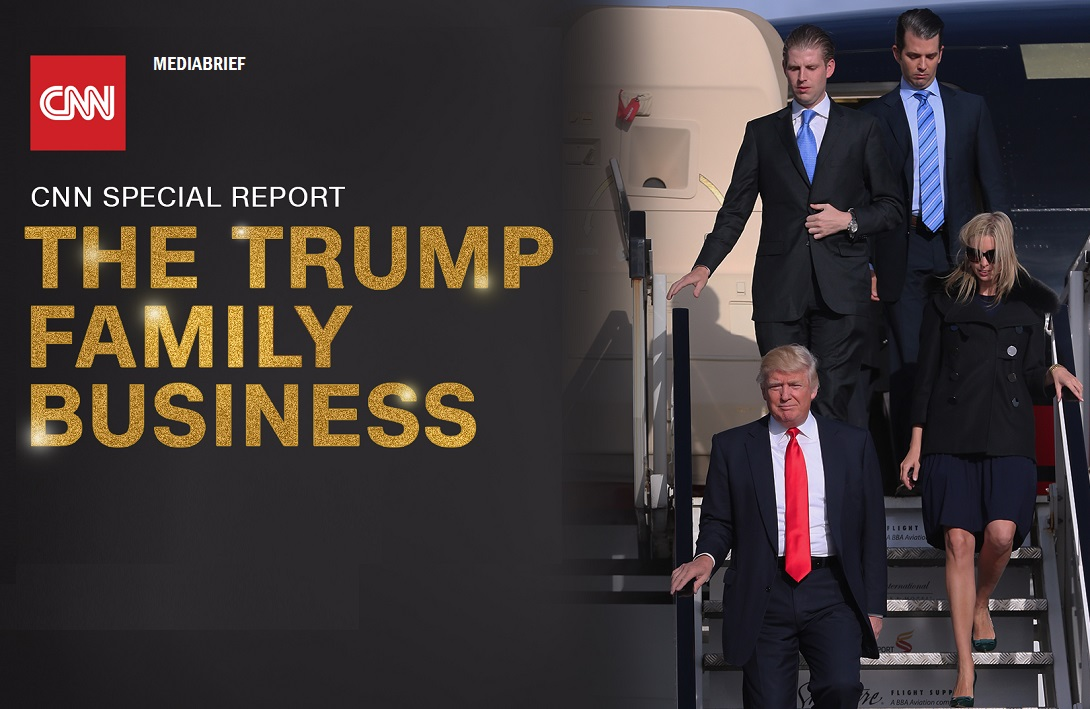 Don't miss 'The Trump Family Business' on CNN